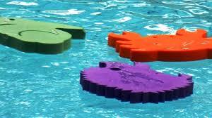pool splash. Foam Pads On Water At Splash Leisure Pool In Stockton-on-Tees