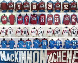 752,446 likes · 16,892 talking about this. 2021 2018 New Ad Colorado Avalanche Jerseys Red White Blue 9 Matt Duchene 19 Joe Sakic 29 Nathan Mackinnon 92 Gabriel Landeskog Hockey Jersey From Fans Edge 17 63 Dhgate Com