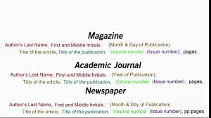 006 Research Paper How To Cite Sources In Apa Format Write An Style