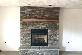 fireplace refacing stone veneer stone veneer fireplace mantel the modification for modern style house design fireplace