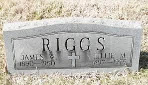 Lillie Mae Newton Riggs (1897-1975) - Find A Grave Memorial