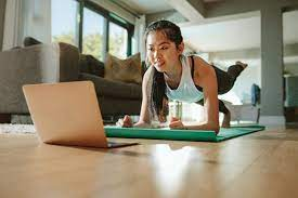 free workouts you can do at home right