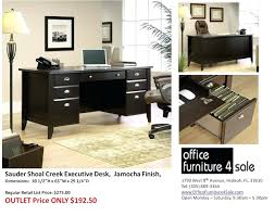 sauder office furniture heritage hill collection library