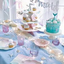 We Heart Mermaids Mermaid Party Supplies | Ideas Themed