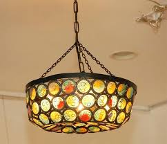 fascinating stained glass chandelier stained glass chandelier color stained glass chandelier kit