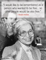 Rosa Parks Quotes Custom 48 Best Quotes From Rosa Parks The F Word Pinterest Wise