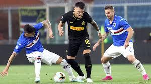 Inter Mailand gegen Sampdoria Genua heute live: TV, Livestream, Highlights  und Co. - alles zur Serie-A-Übertragung