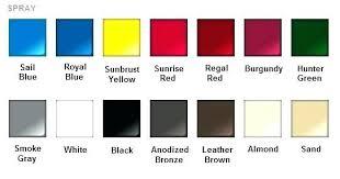 Krylon Color Chart Krylon Spray Paint Colors For Metal Hustle24 Co