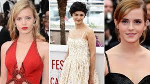 Top 10 Nejlepší účesy Z Cannes Domacz Magazín Pro Váš úspěšný Den