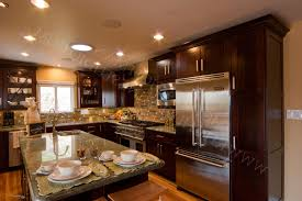 Kitchen Cabinets Made Simple Kitchen Kitchen Island Made Of Stone With Dark Tones And
