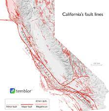 large earthquakes in California ...