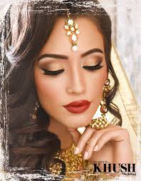 we just love this hair makeup look created by kajol beauty mua 44 indian make up weddingindian