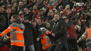 .espn fc's craig burley feels jurgen klopp dug himself a hole as he continues to completely smash shaka hislop and frank leboeuf also chime in on klopp's convoluted answers to a simple. Jurgen Klopp Celebration Gif By Liverpool Fc Find Share On Giphy