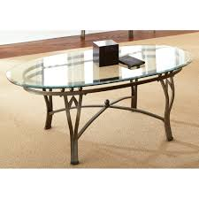 glass table top clay alder home academy glass top oval coffee table glass table