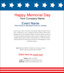 Email Templates Memorial Day Email Templates Memorial Day 3