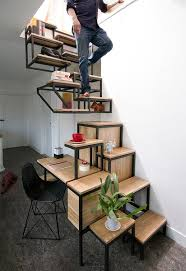 Small Picture 5 Creative Staircase Ideas for Tiny House RVs Tumbleweed Houses