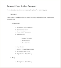Research Paper Template Word Microsoft Outline Mla Apa Style Create
