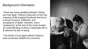 the death of ivan ilych powerpoint by reading and writing  the death of ivan ilych powerpoint