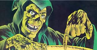 creepshow graphic novel returns from the grave