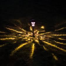 Gigalumi Solar Powered Path Lights 6 Pcs Super Bright High Lumen Solar Powered Led Garden