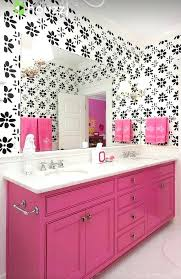 black and pink bathroom accessories. Pink Bath Accessories Hot Bathroom Best Bathrooms Ideas On Wondrous Black And . S