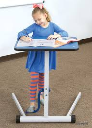 standing desk for kids. Wonderful For Kidsfit Kinesthetic Classroom Foot Fidget Standing Desk Throughout For Kids T