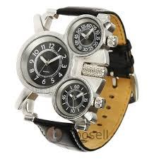 new luxury sport military quartz dial watch men stainless steel the distinctive