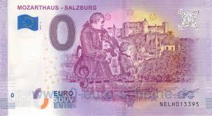 """Januar 2002, in umlauf gebracht, während die euromünzen in """"starterkits bereits einige tage zuvor ausgegeben wurden. Osterreich 0 Euro Souvenir Scheine Matthias Muller Munzen"""