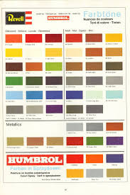 Humbrol Paint Conversion Chart Revell 15 Best Images Of Revell Humbrol Paint Chart