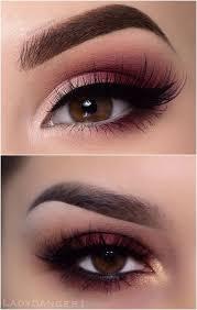 blended plum matte eyeshadow look para cílios perfeitos todo dia maquiagem perfeita e um alongamento de cílios mara