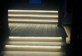 patio step lights beautiful led lights for outdoor stairs solar led stair lights outdoor step