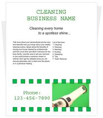 Housekeeping Flyers Templates Housekeeping Flyers Templates 15 Cool Cleaning Service Printaholic