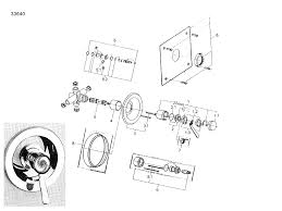 grohe euromix manual shower valve shower spares and parts grohe shower system replacement parts