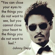Johnny Depp Quote. Not my favourite person for relationship advice ... via Relatably.com