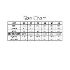 Benetton Size Chart Aashi Colors Of Benetton Jeans Self Cultivation Grey
