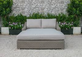 ... Outdoor Patio Bed . Wonderful Click To Enlarge