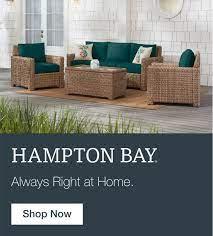 hampton bay patio furniture the home