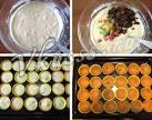 Как делать кексы в формочках рецепт 75