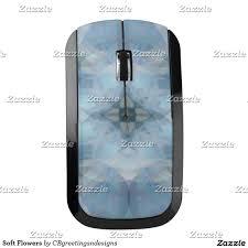 Wireless Mouse Cat Design Soft Flowers Wireless Mouse Zazzle Com Cbgreetings N