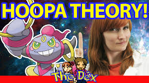 Songs in The Dex HOOPA FIRST SHOWED POKEMON TO HUMANS Youtube.