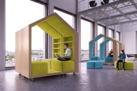 module furniture. dymitr malcewu0027s tree house modules provide privacy in openplan offices module furniture u
