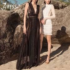 <b>INDRESSME 2019</b> Vestidos <b>New</b> Women Fashion <b>Sexy</b> White Deep ...