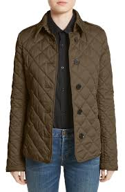 Women's Quilted Jackets | Nordstrom & Burberry Frankby Quilted Jacket Adamdwight.com
