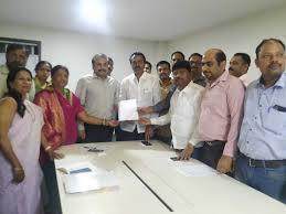 MEETING AT PMRDA WITH MR VIKRAM KUMAR AND MLA ADV. ASHOK PAWAR | Wagholi  Housing Societies Association