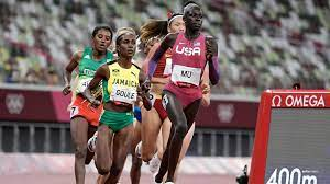 Front-Running Athing Mu Wins 800-Meter ...