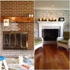 httpmediacacheak0pinimgcomoriginals11c2ae11c2ae09f0222e57a5c32c1ef48e6b1cjpg diy projects pinterest white wash brick fireplace wall fireplace makeover t2 brick