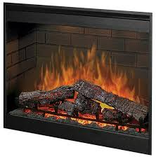 30 inch dimplex purifire self t electric fireplace insert