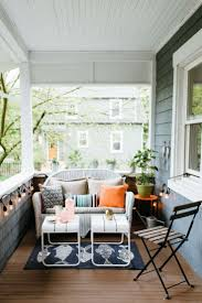 furniture for small patio. Before And After: How To Style A Small Outdoor Space Furniture For Patio