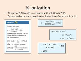 75 ionization