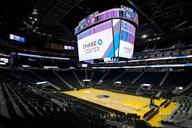Chase Center Tour Some Early Thoughts On The Warriors New